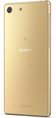 Смартфон Sony Xperia M5 Dual LTE E5633 Gold 4