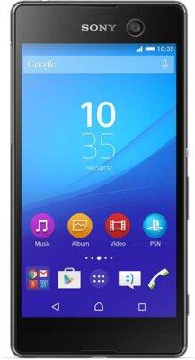 Смартфон Sony Xperia M5 Dual LTE E5633 Black 1