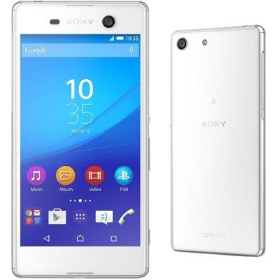 Смартфон Sony Xperia M5 Dual LTE E5633 White 2