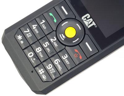 Мобільний телефон CAT B30 Dual Sim Black 3