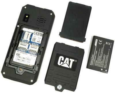 Мобільний телефон CAT B30 Dual Sim Black 5