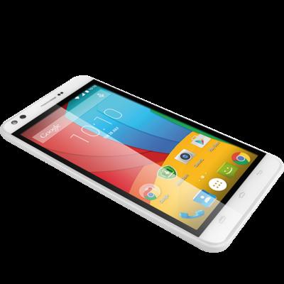 Смартфон Prestigio 3504 Dual White 3