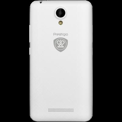 Смартфон Prestigio 3504 Dual White 4