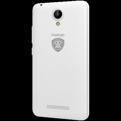 Смартфон Prestigio 3504 Dual White 5