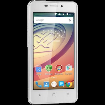 Смартфон Prestigio MultiPhone 3457 Duo Wize F3 White 4