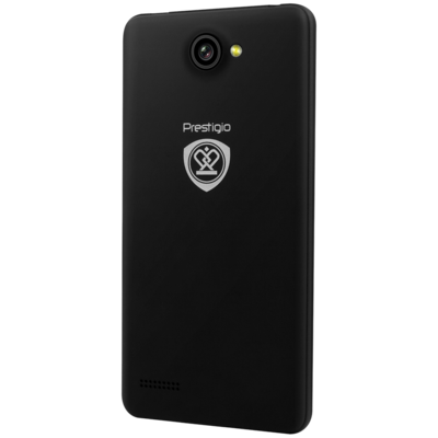 Смартфон Prestigio MultiPhone 3457 Duo Wize F3 Black 5