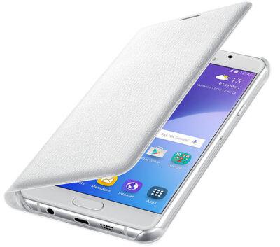Чохол Samsung Flip Wallet EF-WA710PWEGRU White для Galaxy A7 (2016) 2