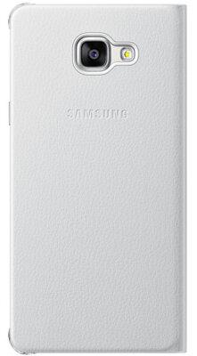 Чохол Samsung Flip Wallet EF-WA710PWEGRU White для Galaxy A7 (2016) 4