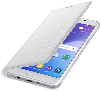Чохол Samsung Flip Wallet EF-WA510PWEGRU White для Galaxy A5 (2016) 2