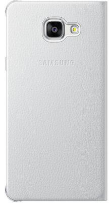 Чохол Samsung Flip Wallet EF-WA510PWEGRU White для Galaxy A5 (2016) 4