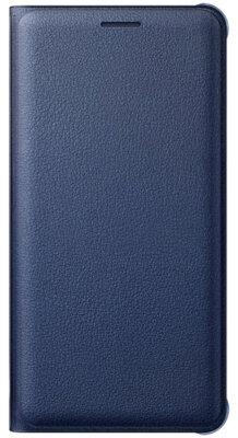 Чохол Samsung Flip Wallet EF-WA510PBEGRU Black для Galaxy A5 (2016) 1