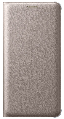 Чохол Samsung Flip Wallet EF-WA310PFEGRU Gold для Galaxy A3 (2016) 1
