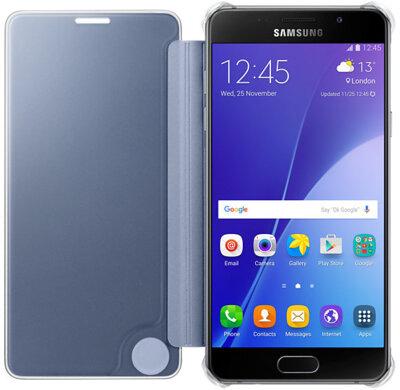 Чехол Samsung Clear View EF-ZA510CBEGRU Black для Galaxy A5 (2016) 2