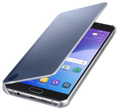 Чехол Samsung Clear View EF-ZA510CBEGRU Black для Galaxy A5 (2016) 3