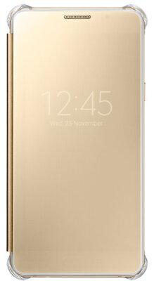 Чехол Samsung Clear View EF-ZA510CFEGRU Gold для Galaxy A5 (2016) 1