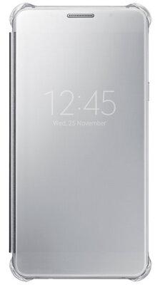 Чехол Samsung Clear View EF-ZA510CSEGRU Silver для Galaxy A5 (2016) 1