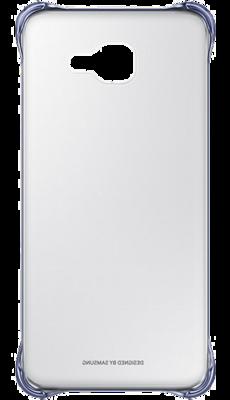 Чехол Samsung Clear Cover EF-QA710CBEGRU Black для Galaxy A7 (2016) 2