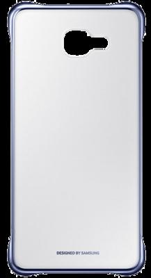 Чехол Samsung Clear Cover EF-QA710CBEGRU Black для Galaxy A7 (2016) 1