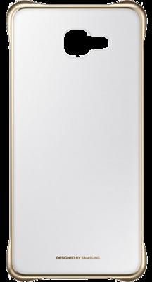 Чехол Samsung Clear Cover EF-QA710CFEGRU Gold для Galaxy A7 (2016) 1
