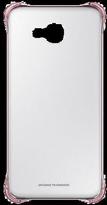Чохол Samsung Clear Cover EF-QA710CZEGRU Pink Gold для Galaxy A7 (2016) 2