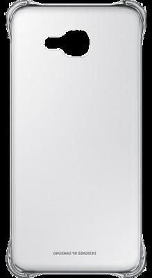 Чохол Samsung Clear Cover EF-QA710CSEGRU Silver для Galaxy A7 (2016) 2