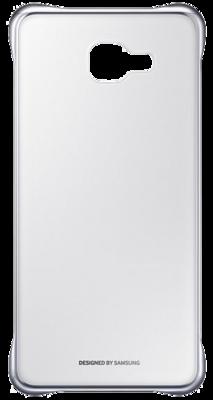Чохол Samsung Clear Cover EF-QA710CSEGRU Silver для Galaxy A7 (2016) 1