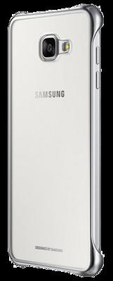 Чохол Samsung Clear Cover EF-QA710CSEGRU Silver для Galaxy A7 (2016) 5