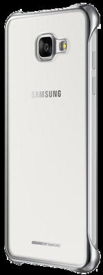 Чехол Samsung Clear Cover EF-QA510CSEGRU Silver для Galaxy A5 (2016) 5