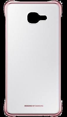 Чехол Samsung Clear Cover EF-QA510CZEGRU Pink Gold для Galaxy A5 (2016) 2