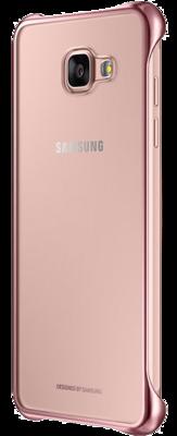 Чехол Samsung Clear Cover EF-QA510CZEGRU Pink Gold для Galaxy A5 (2016) 5