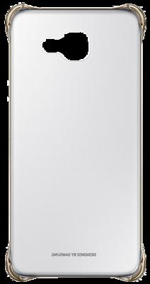 Чохол Samsung Clear Cover EF-QA510CFEGRU Gold для Galaxy A5 (2016) 1