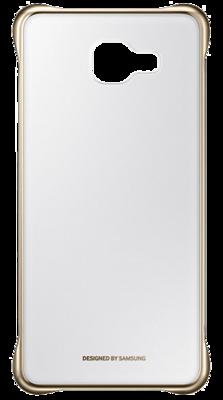 Чохол Samsung Clear Cover EF-QA510CFEGRU Gold для Galaxy A5 (2016) 2