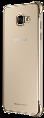Чохол Samsung Clear Cover EF-QA510CFEGRU Gold для Galaxy A5 (2016) 4