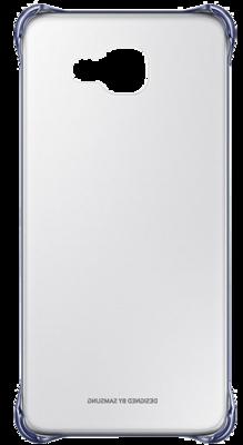 Чехол Samsung Clear Cover EF-QA510CBEGRU Black для Galaxy A5 (2016) 1