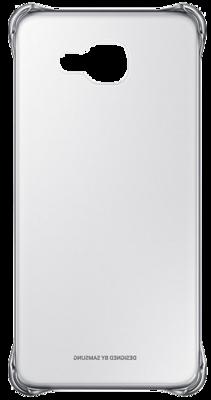 Чохол Samsung Clear Cover EF-QA310CSEGRU Silver для Galaxy A3 (2016) 2