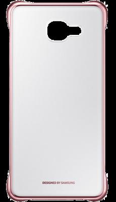 Чохол Samsung Clear Cover EF-QA310CZEGRU Pink Gold для Galaxy A3 (2016) 1