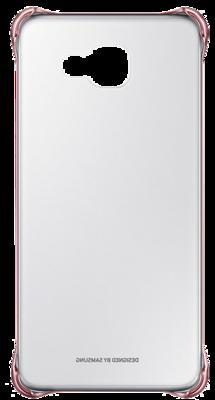 Чохол Samsung Clear Cover EF-QA310CZEGRU Pink Gold для Galaxy A3 (2016) 2