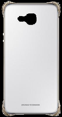 Чохол Samsung Clear Cover EF-QA310CFEGRU Gold для Galaxy A3 (2016) 2