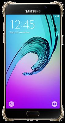 Чохол Samsung Clear Cover EF-QA310CFEGRU Gold для Galaxy A3 (2016) 3