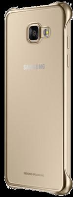Чохол Samsung Clear Cover EF-QA310CFEGRU Gold для Galaxy A3 (2016) 5