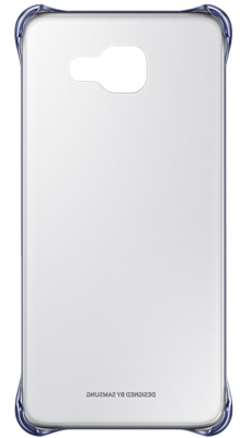 Чохол Samsung Clear Cover EF-QA310CBEGRU Black для Galaxy A3 (2016) 1