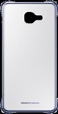 Чохол Samsung Clear Cover EF-QA310CBEGRU Black для Galaxy A3 (2016) 2