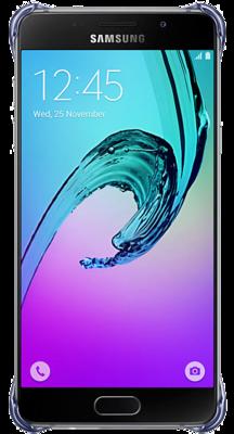 Чохол Samsung Clear Cover EF-QA310CBEGRU Black для Galaxy A3 (2016) 3