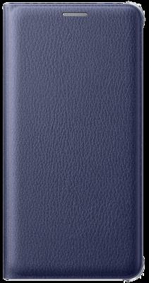 Чехол Samsung Flip Wallet EF-WA710PBEGRU Black для Galaxy A7 (2016) 1