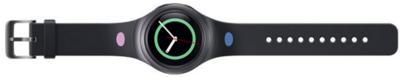 Ремешок Samsung ET-SRR72MBEGRU Black для Gear S2 3