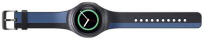 Ремешок Samsung ET-SRR72MLEGRU Black-Blue 2