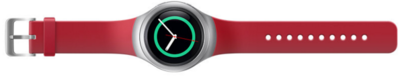 Ремешок Samsung ET-SUR72MREGRU Red для Gear S2 3