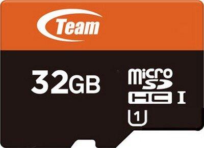 Карта памяти microSDHC 32GB Team Group TUSDH32GUHS03 2