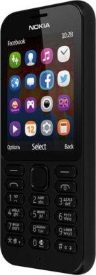 Мобільний телефон Nokia 222 DS Black 2