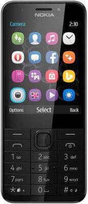 Мобільний телефон Nokia 230 DS (A00026971) Dark Silver 1
